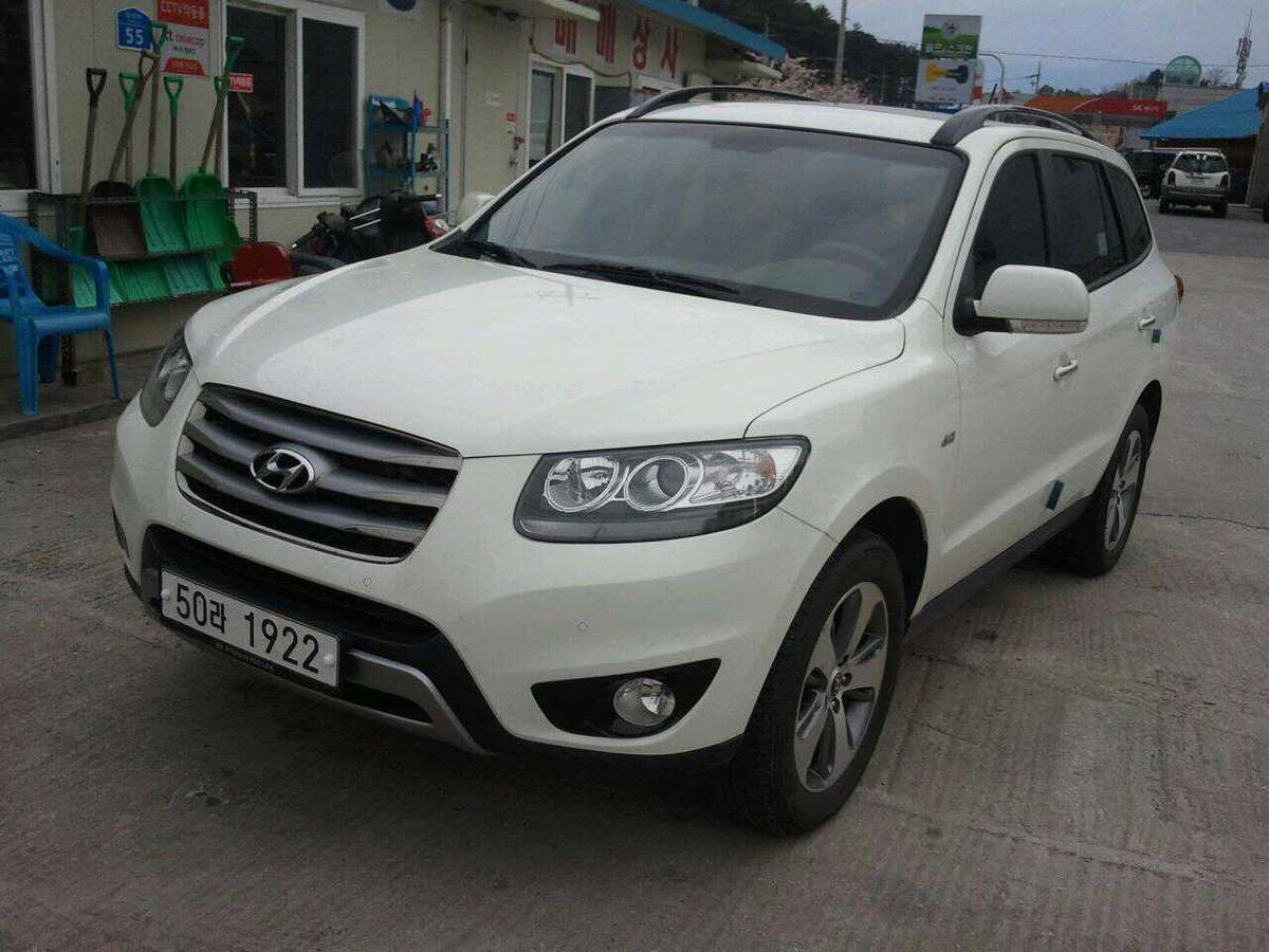 used 2012 hyundai santa fe photos 2200cc diesel automatic for sale. Black Bedroom Furniture Sets. Home Design Ideas