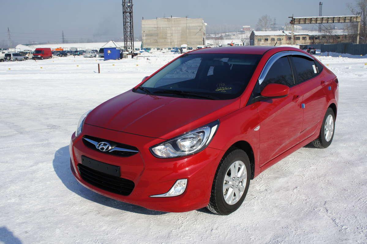Used 2012 Hyundai Solaris Photos, 1400cc., Gasoline, FF ...
