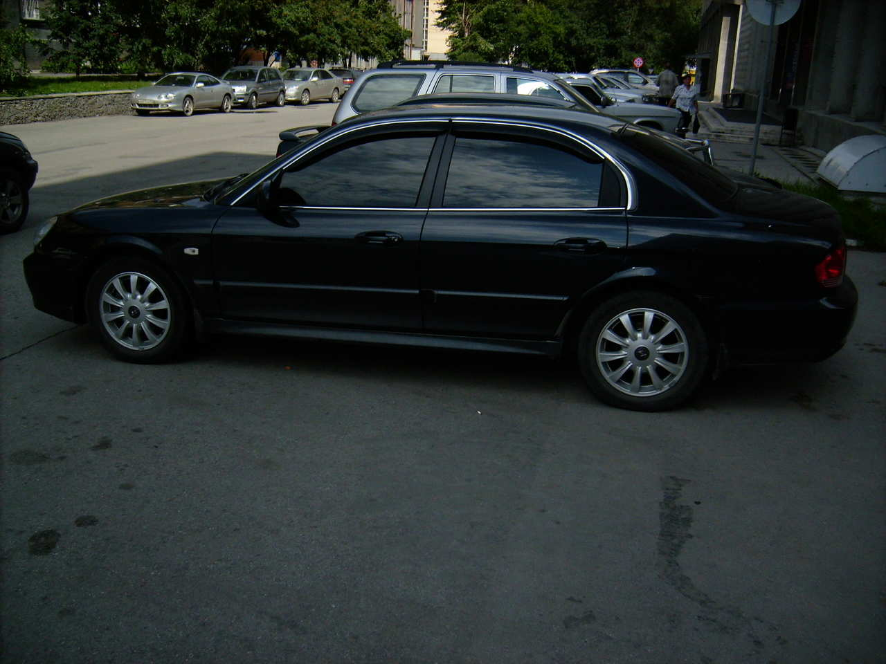 2005 hyundai sonata pictures 2000cc gasoline ff manual for sale. Black Bedroom Furniture Sets. Home Design Ideas