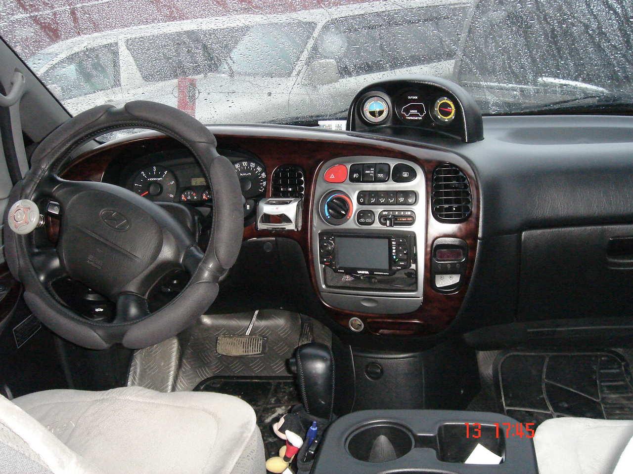 Технические характеристики Hyundai H-1/Starex / Хундай