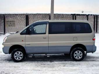 2006 Hyundai Starex For Sale