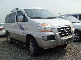 2007 Hyundai Starex Photos