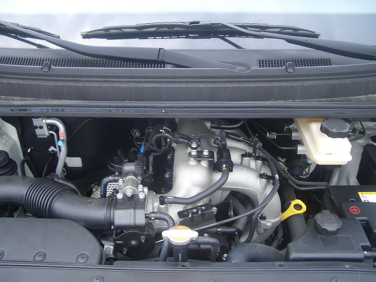 мотор hyundai starex