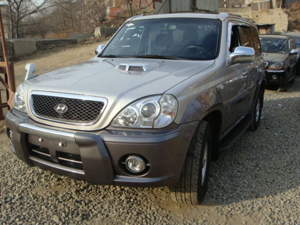 2002 hyundai terracan for sale. Black Bedroom Furniture Sets. Home Design Ideas