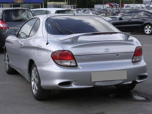 2001 Hyundai Tiburon Photos 2 0 Gasoline Ff Automatic