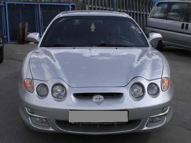 2001 Hyundai Tiburon For Sale 2 0 Gasoline Ff