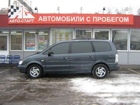 Hyundai Trajet 2006. 2006 Hyundai Trajet Photo