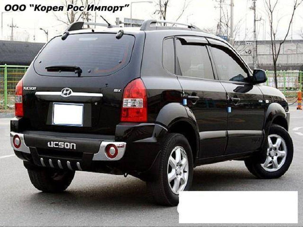 2004 Hyundai Terracan - Overview - CarGurus