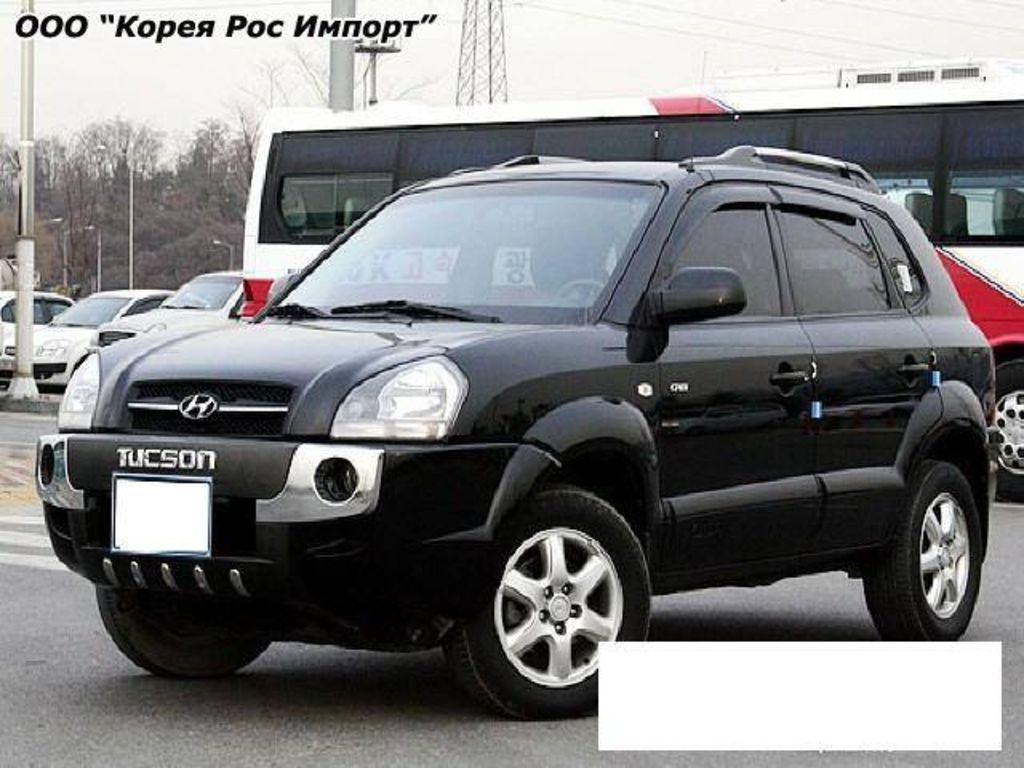 Hyundai Santa Fe Towing Capacity >> 2007 Hyundai Tucson specs: mpg, towing capacity, size, photos