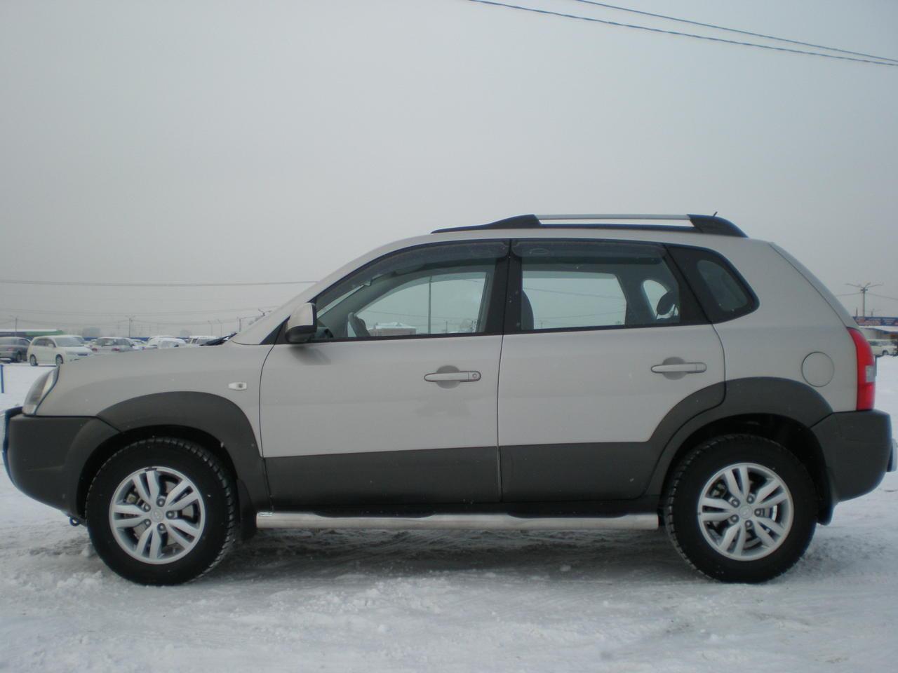 2009 Hyundai Tucson Photos 2 0 Diesel Manual For Sale