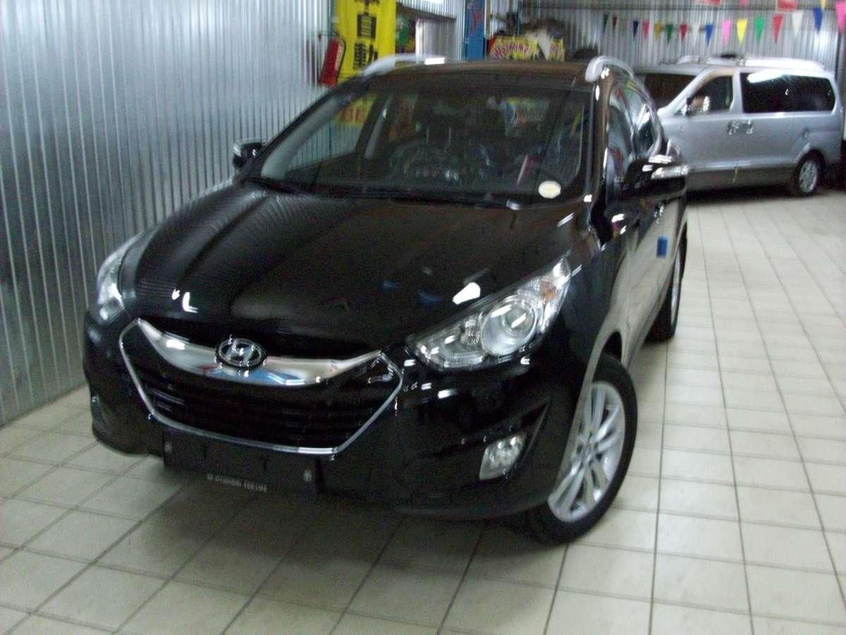 hyundai tucson  cc diesel automatic  sale