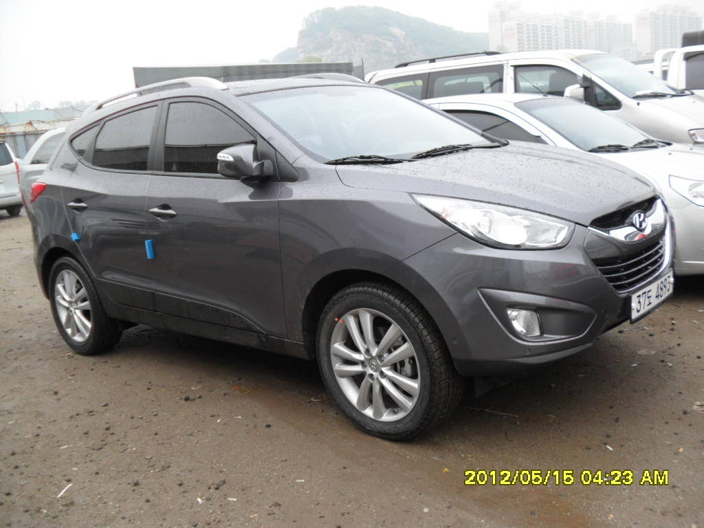 2012 hyundai tucson pictures gasoline ff automatic for sale. Black Bedroom Furniture Sets. Home Design Ideas