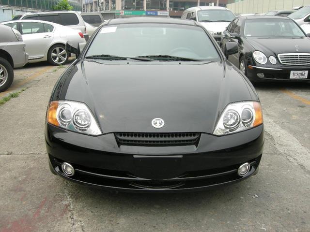 2003 Hyundai Tuscani Pictures 2000cc Gasoline Ff