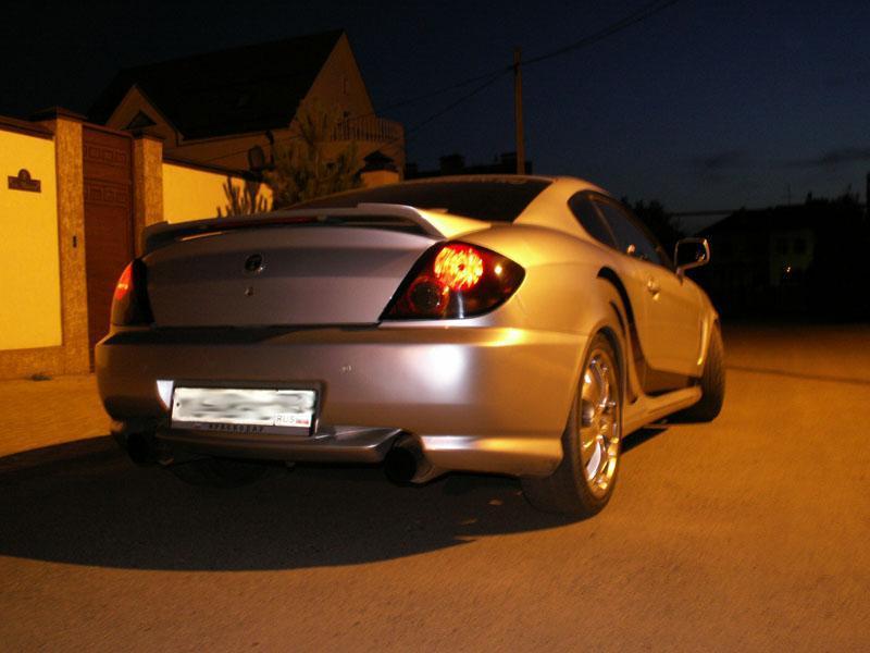 Used 2003 Hyundai Tuscani Photos, 1997cc., Gasoline, FF, Automatic ...