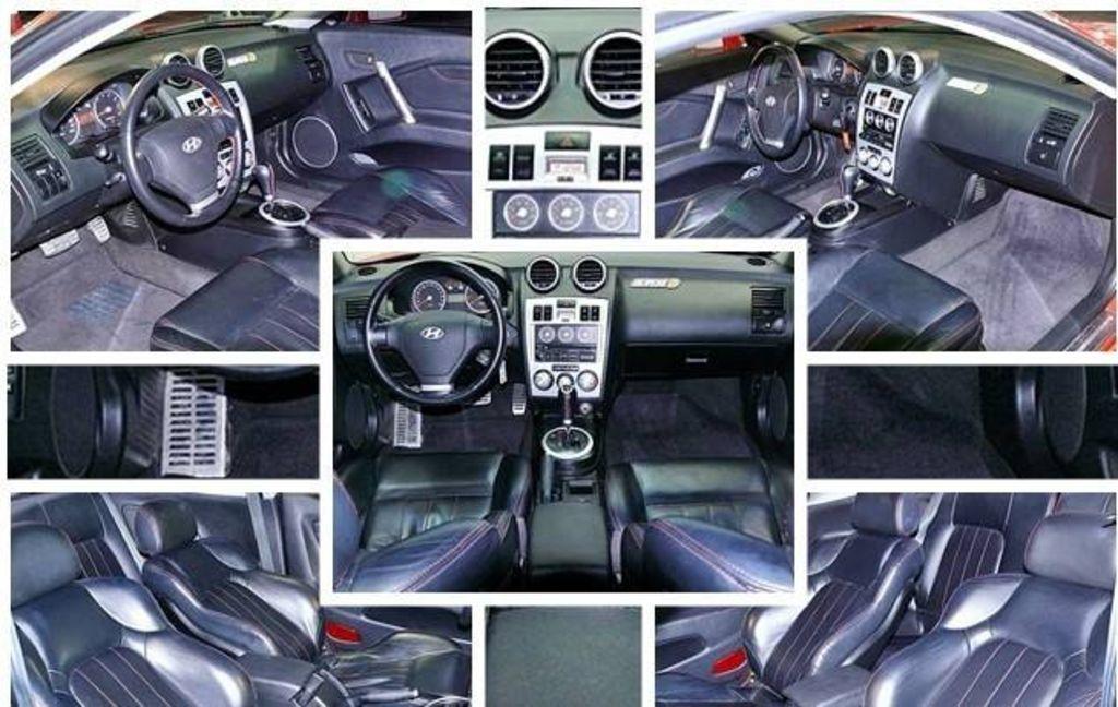 2005 Hyundai Tuscani For Sale