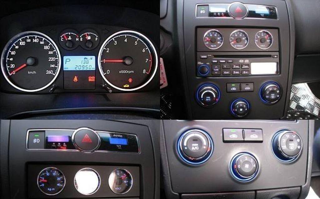 2007 Hyundai Tuscani Pics