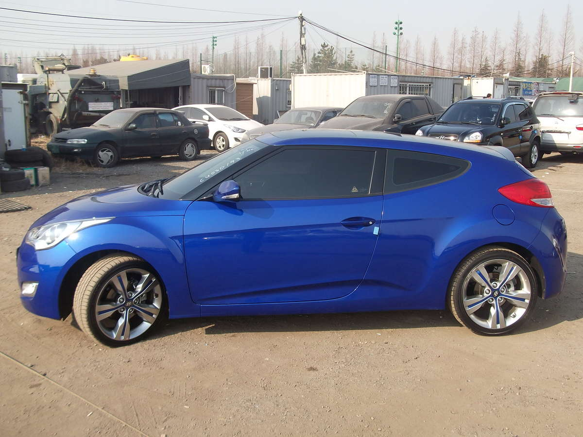 Used Hyundai Sonata For Sale >> 2011 Hyundai Veloster Pictures, 1.6l., Gasoline, FF, Automatic For Sale
