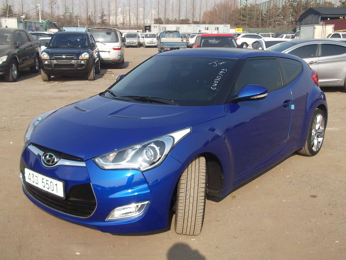 used 2011 hyundai veloster photos 1600cc gasoline ff automatic for sale. Black Bedroom Furniture Sets. Home Design Ideas