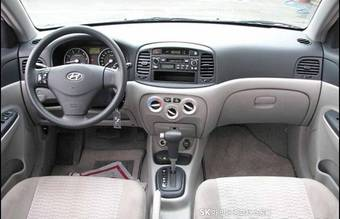 2007 Hyundai Verna Images 1600cc Diesel Ff Automatic