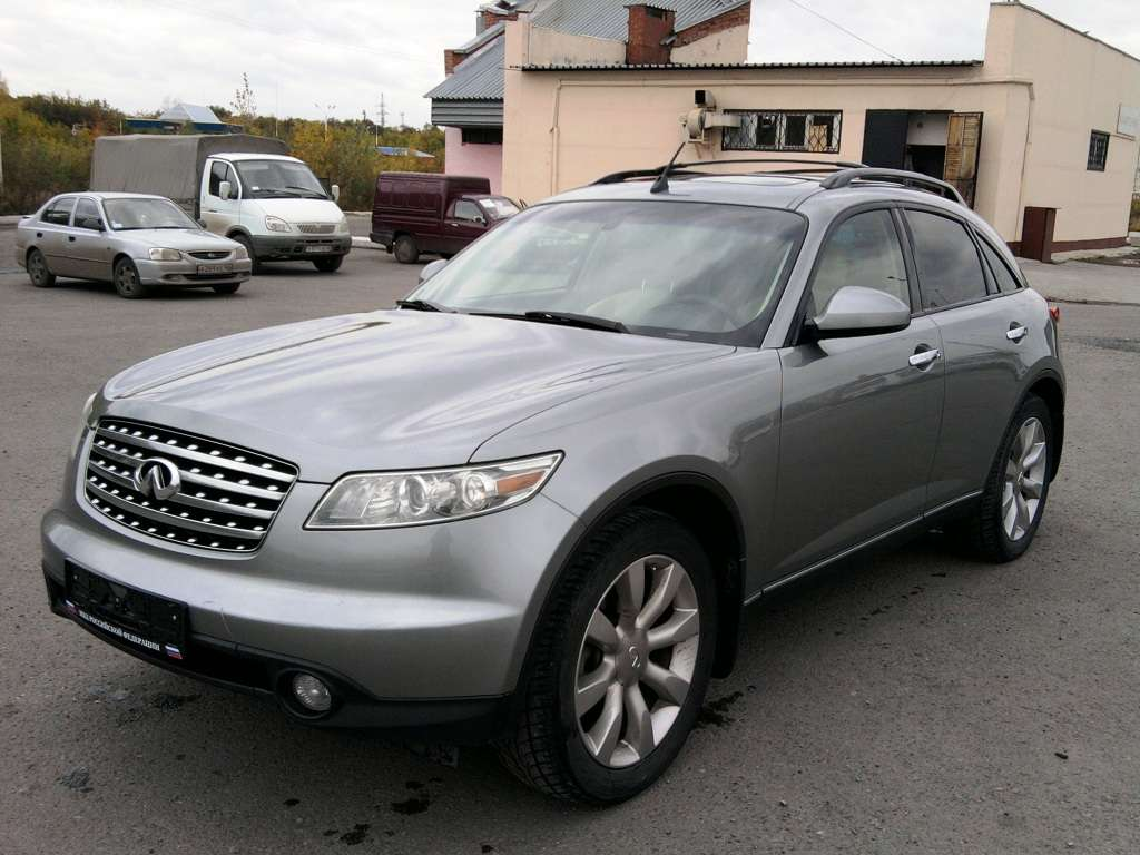 used 2004 infiniti fx35 photos 3500cc gasoline automatic for sale. Black Bedroom Furniture Sets. Home Design Ideas