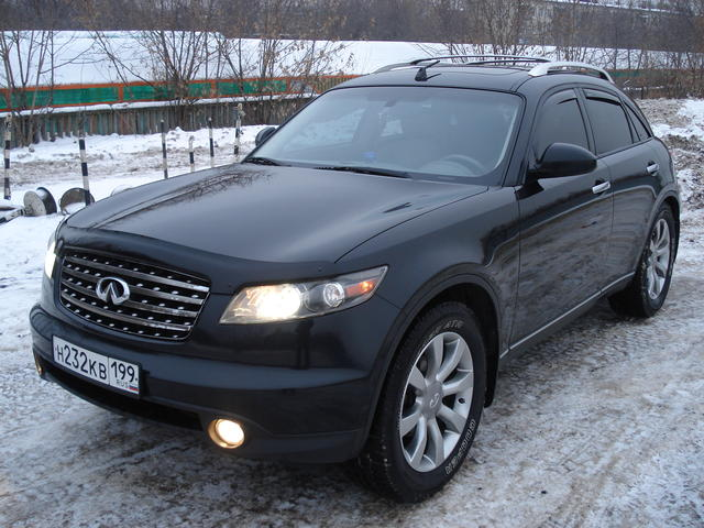 2005 infiniti fx35 for sale 3500cc gasoline automatic. Black Bedroom Furniture Sets. Home Design Ideas