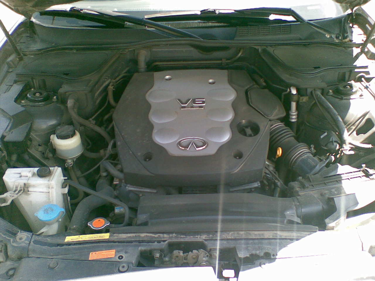 Infiniti Fx35 Transmission Problems 2005 Infiniti Fx 5l