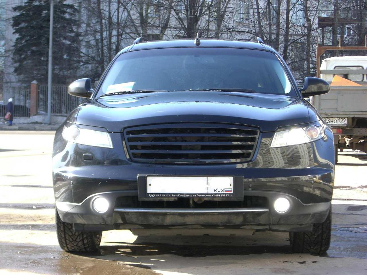 used 2007 infiniti fx35 photos 3500cc gasoline. Black Bedroom Furniture Sets. Home Design Ideas