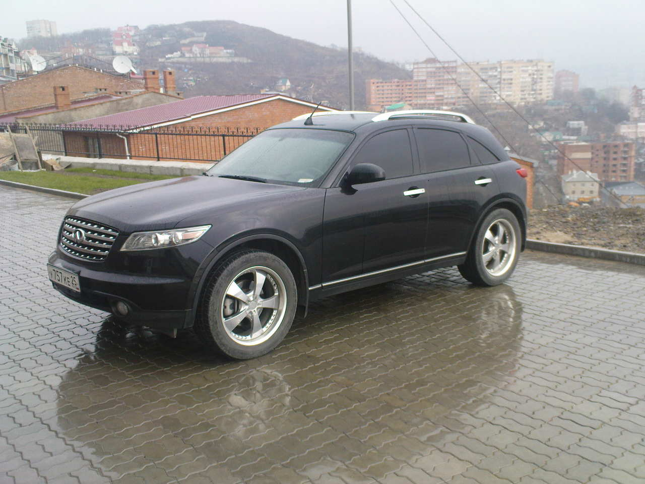 used 2003 infiniti fx45 photos 4500cc gasoline. Black Bedroom Furniture Sets. Home Design Ideas