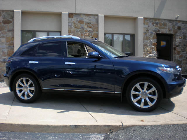 2004 Infiniti FX45 Pictures 45l Gasoline Automatic For Sale