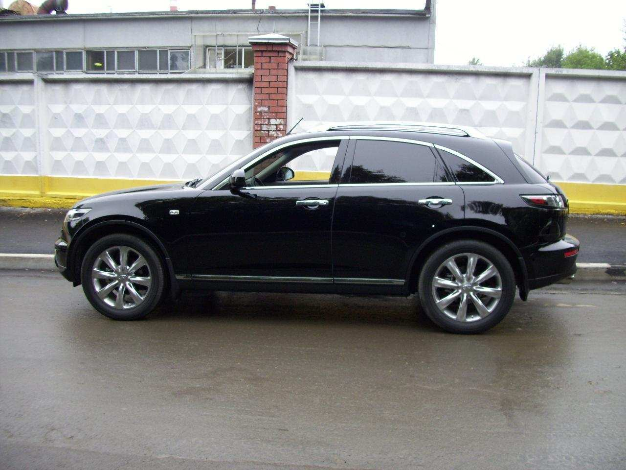 used 2008 infiniti fx45 photos 4500cc gasoline. Black Bedroom Furniture Sets. Home Design Ideas