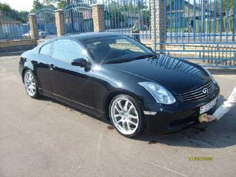 2006 infiniti g35 pictures gasoline fr or rr. Black Bedroom Furniture Sets. Home Design Ideas