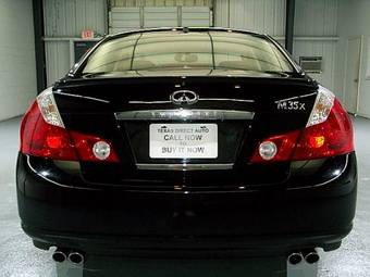 2005 Infiniti M35 Wallpapers