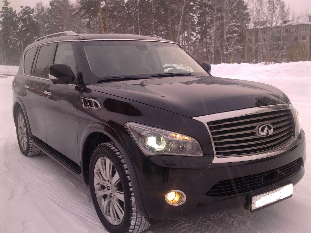 used 2010 infiniti qx56 photos  5600cc   gasoline  automatic for sale
