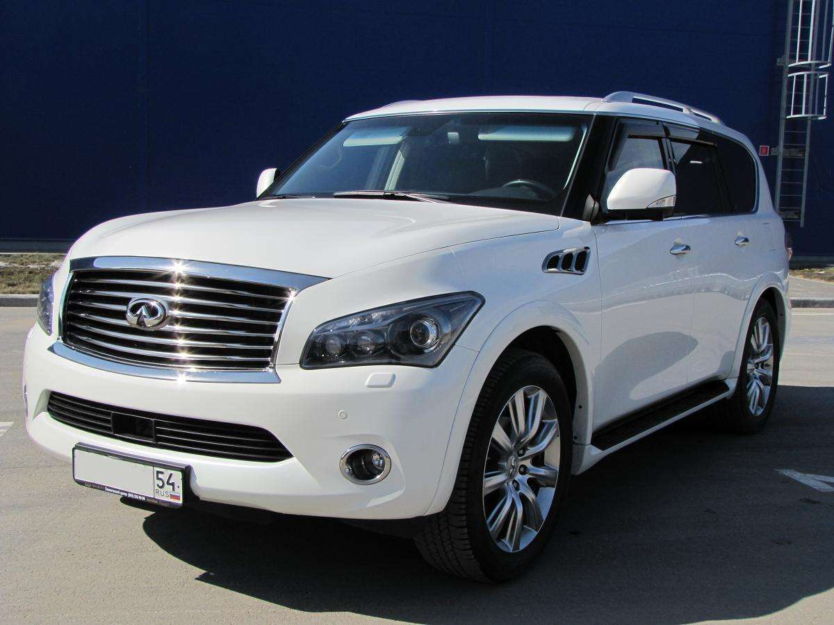 used 2010 infiniti qx56 photos 5600cc gasoline automatic for sale. Black Bedroom Furniture Sets. Home Design Ideas