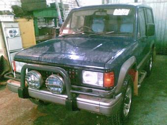 1988 Isuzu Bighorn For Sale 2800cc Diesel Manual For Sale