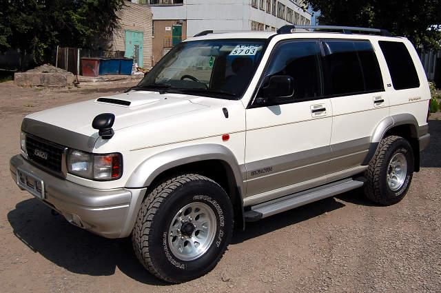 1997 Isuzu Bighorn Pics 3 1 Diesel Automatic For Sale
