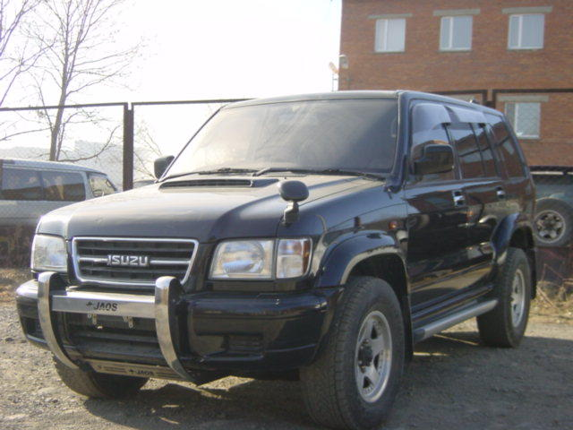 1998 isuzu bighorn photos 3 0 diesel automatic for sale. Black Bedroom Furniture Sets. Home Design Ideas