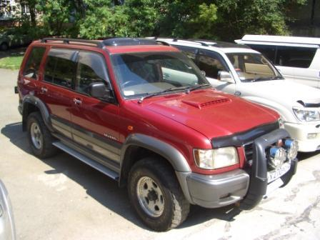 1999 Isuzu Bighorn Pictures 3 0l Diesel Manual For Sale