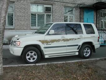 2000 Isuzu Bighorn Photos 3 0 Diesel Automatic For Sale