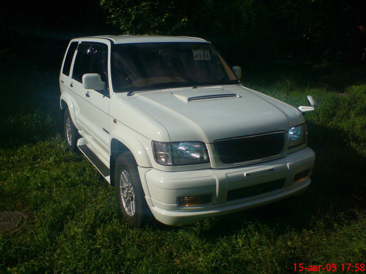 2000 Isuzu Bighorn For Sale 3 0 Diesel Automatic For Sale
