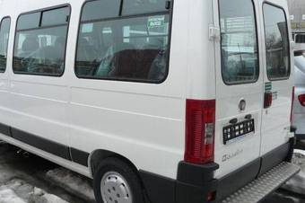 2009 Isuzu Ducato Photos