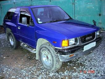 Used 1991 Isuzu Mu Photos Diesel Automatic For Sale