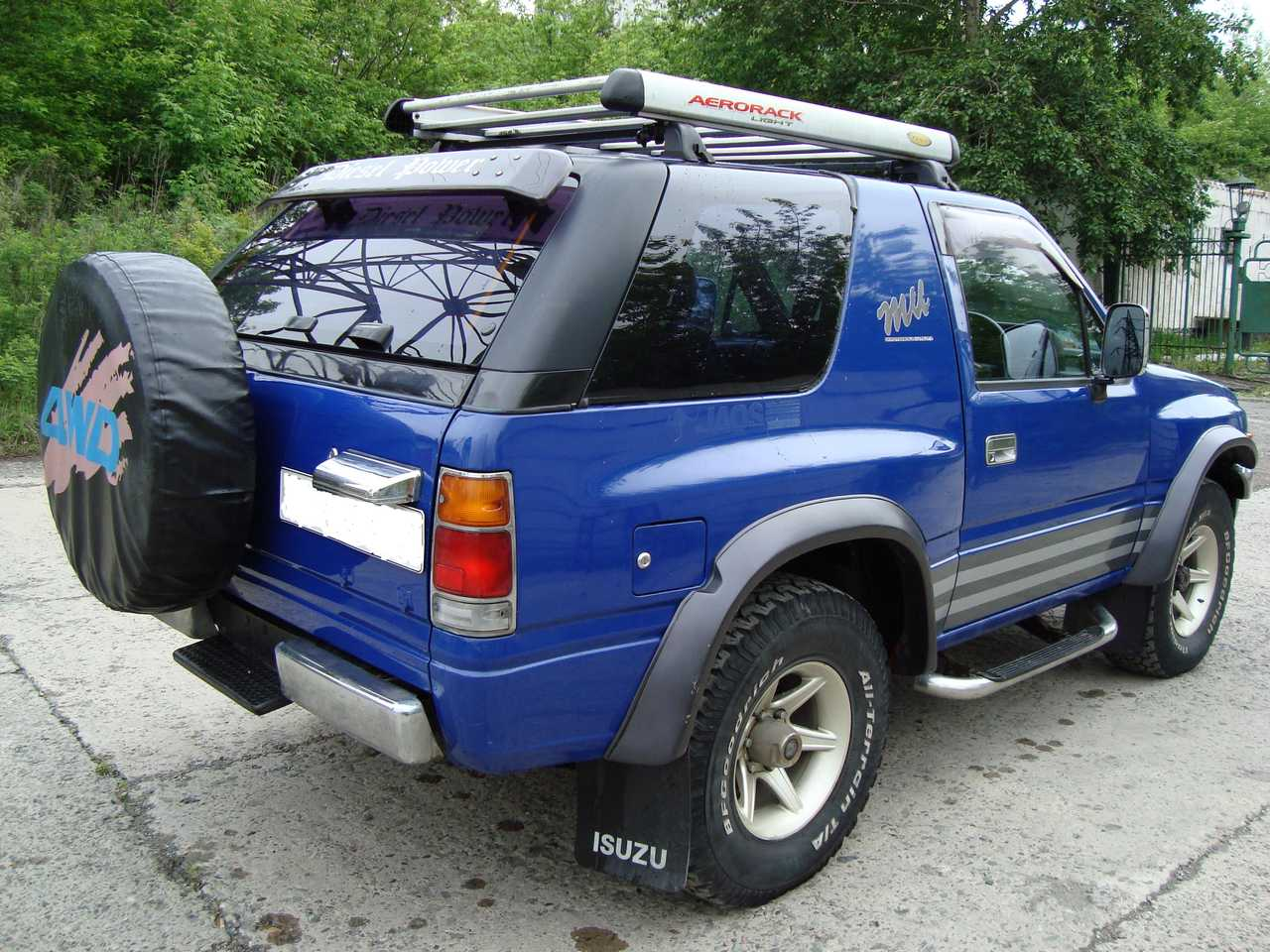 1991 isuzu mu for sale  2800cc   diesel  manual for sale 1996 Honda Passport Parts 2012 Honda Passport