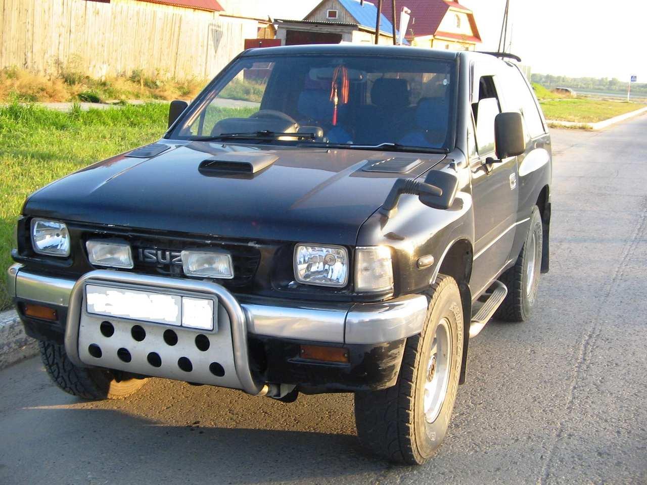 1992 Isuzu Mu Photos 2 8 Diesel Automatic For Sale