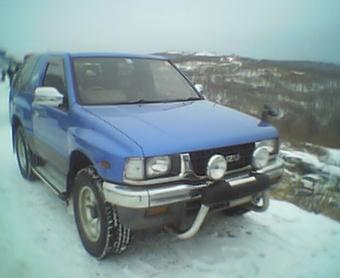 1994 Isuzu Mu Pictures Diesel Automatic For Sale