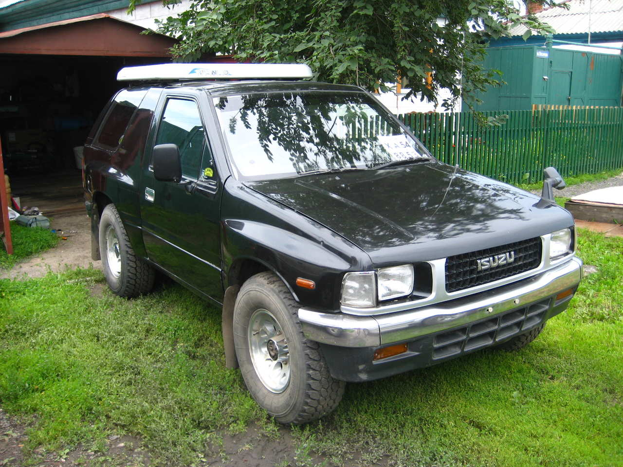1995 isuzu mu pictures  2800cc   diesel  manual for sale 1997 Honda Passport 1997 Honda Passport