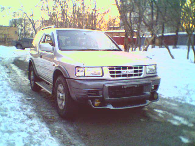 1998 Isuzu Mu Pictures 3000cc Diesel Automatic For Sale