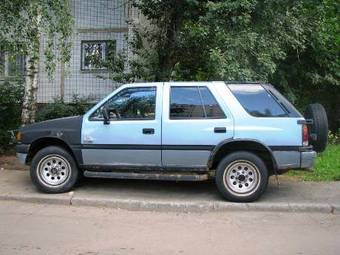 1991 Isuzu Rodeo Pictures 3 1l Fr Or Rr Manual For Sale