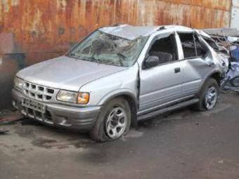 2001 Isuzu Rodeo Pictures 2 2l Gasoline Fr Or Rr