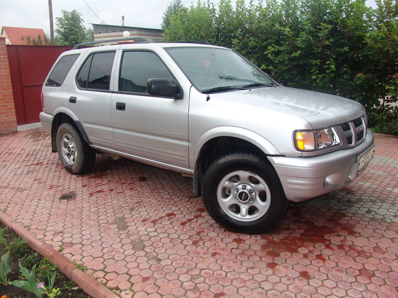 2003 Isuzu Rodeo For Sale 2000cc Gasoline Fr Or Rr Automatic For Sale